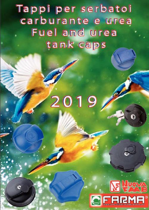 Catalogo Tappi Serbatoio Farma 2019