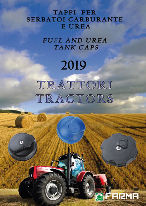 Catalogo trattori Farma 2019